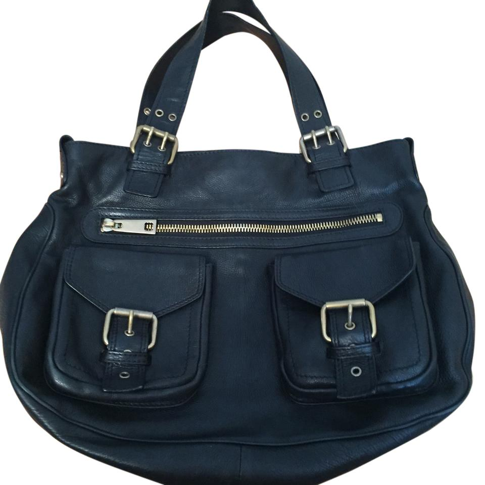 a114232ed609 Marc Jacobs Stella Limited Edition Black Leather Shoulder Bag - Tradesy