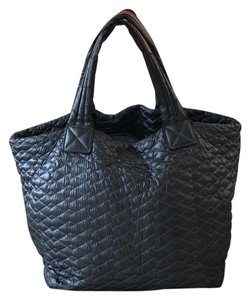 MZ Wallace Tote in dark charcoal