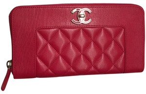 Chanel NWT Rare Chanel Long Mademoiselle Wallet