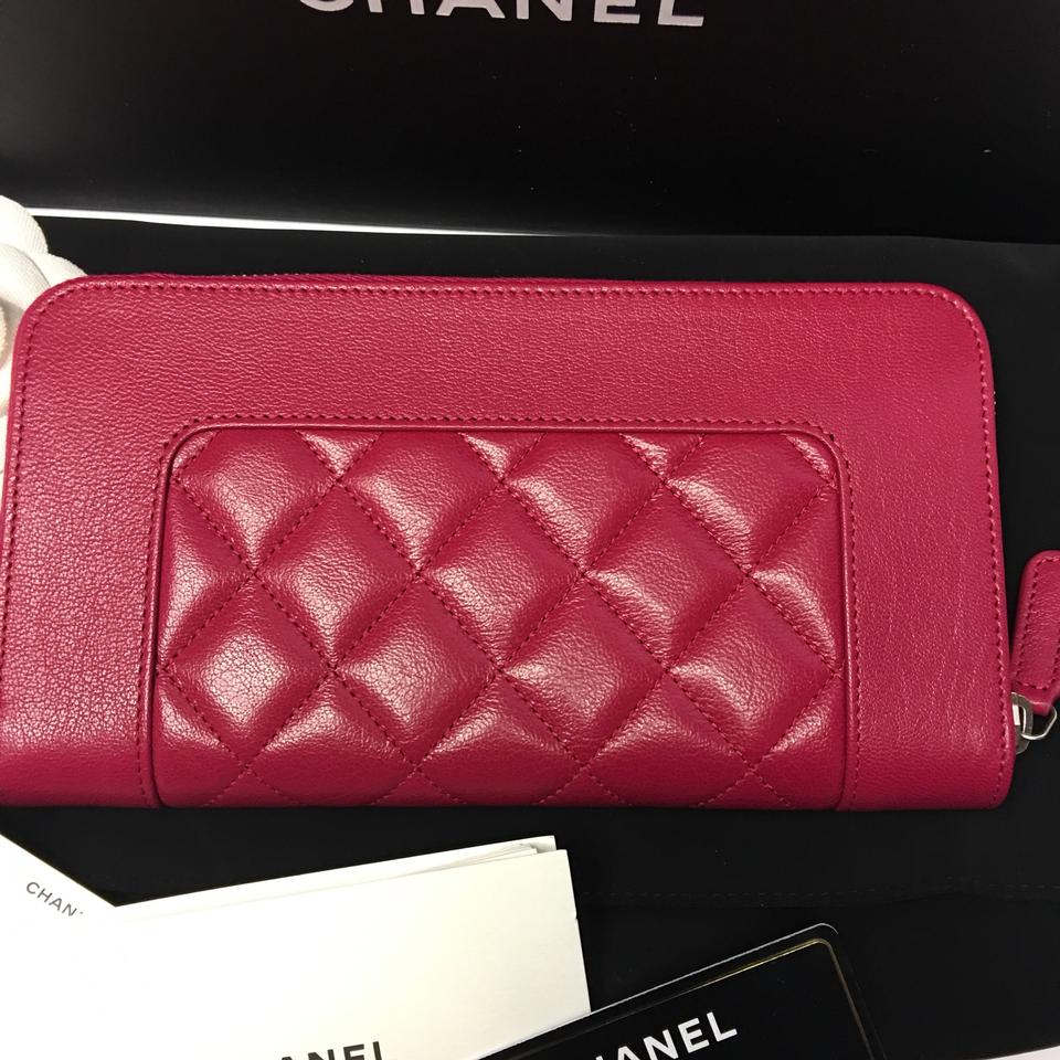 chanel bnwt long mademoiselle wallet. Black Bedroom Furniture Sets. Home Design Ideas