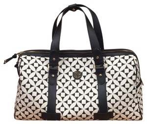 Spartina 449 Black and White pattern Travel Bag