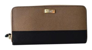 Kate Spade Kate Spade Wellesley Wallet - NL Dune / Black