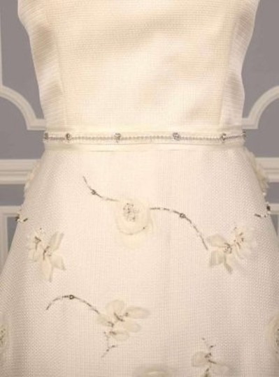 Ivory Your Dream Dress Exclusive B568 Embellished Sash