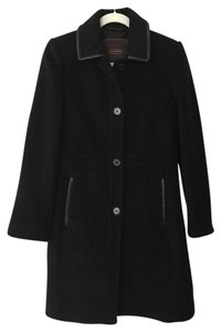 Coach Overcoat Dress Pea Coat