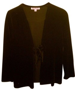 Ran Designs Women Clothing Wrap Size S/p Color Velvety Feel Cardigan