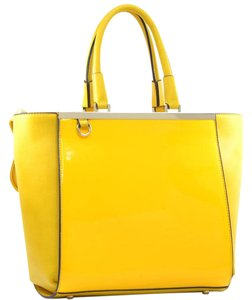 Other Classic The Treasured Hippie Large Handbags Vintage Satchel in Yellow