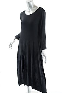 Black Maxi Dress by Other Comfy Usa Modal
