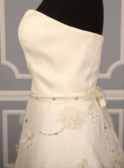 Your Dream Dress Exclusive B568 Ivory Embellished Bridal Sash