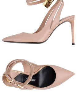 Tom Ford pink Pumps