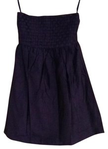Calypso St. Barth short dress navy on Tradesy