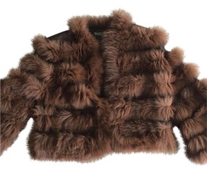 St. John Fur Coat