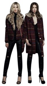 Thomas Wylde 2016 Fall Collection Fur Coat