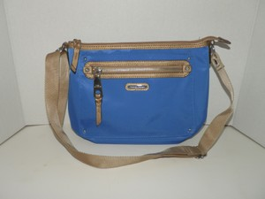 Dana Buchman Strap Adjustable Strap Nylon Zipper Shoulder Bag