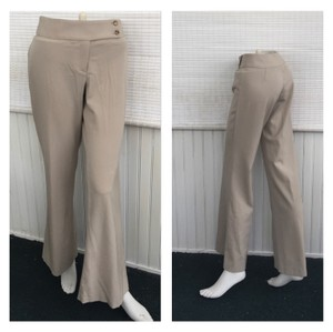 Michael Kors Boot Cut Pants beige