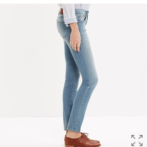 Madewell Skinny Jeans-Light Wash