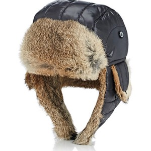 Nathaniel Cole by Crown Cap NWT Nathaniel Cole by Crown Cap Aviator w/Fur