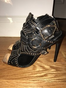 Ivy Kirzhner Studded Heels black Sandals