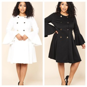 Other short dress black or white on Tradesy
