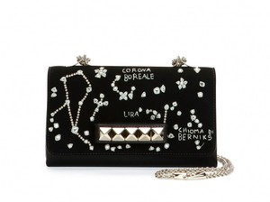 Valentino Embellished Cross Body Bag