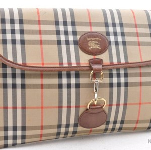 Burberry browns Clutch