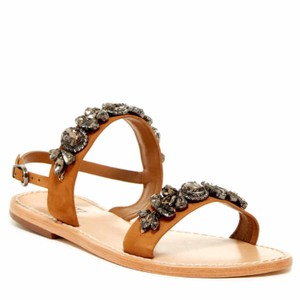 SCHUTZ Mulada Jeweled Sandals