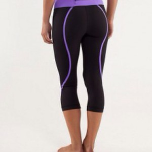 Lululemon Lululemon crop pants