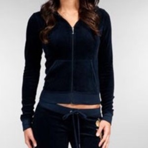Juicy Couture Dark Blue Jacket