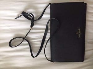 Kate Spade Saffiano Leather Cross Body Bag