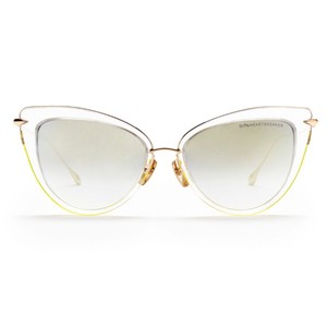 Dita Eyewear NWOT Dita Clear Cat Eye Heartbreaker sunglasses