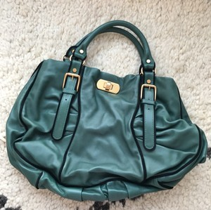 Marni Satchel in green