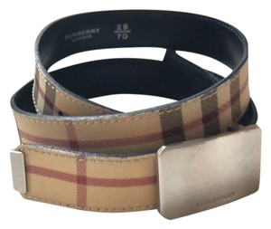 Burberry Authentic Burberry belt - women's