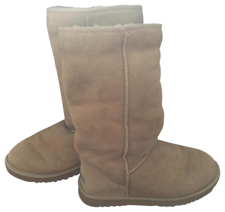 ugg australia classic tall ii sand boots boots booties on sale. Black Bedroom Furniture Sets. Home Design Ideas