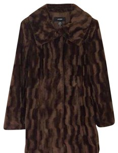 Alfani Fur Coat