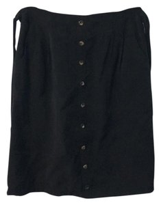 DownEast Basics Skirt Black