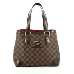 Louis Vuitton Hampstead Tote