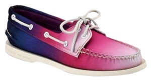 Sperry Top-Sider Purple Ombr Flats
