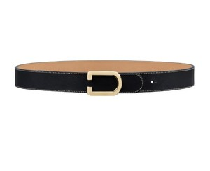 A.P.C. A.P.C Navy Barbara belt Women Size 38 Fits US size 2 to 4