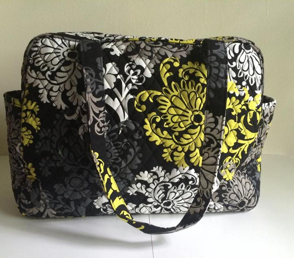 vera bradley baroque cotton retired print diaper bag tradesy. Black Bedroom Furniture Sets. Home Design Ideas