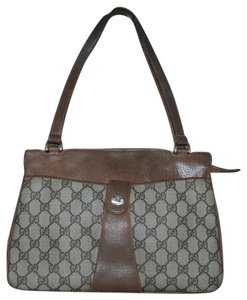 Gucci Accessory Collection Vintage Rare Monogram Pockets Shoulder Bag