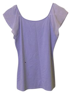 Express Top Lavender Purple