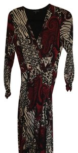 Etro Wrap Sexy Great For Travel Dress