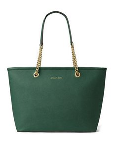 Michael Kors Tote in MOSS Gold