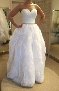 Allure Bridals Mj120 Wedding Dress