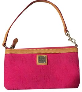 Dooney & Bourke Pink Clutch