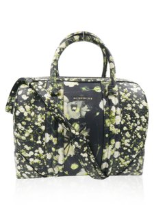 Givenchy Tote in Black Green