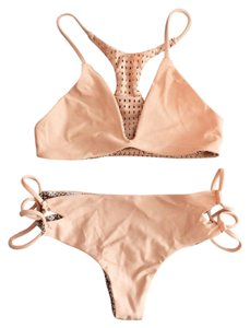 Acacia swimwear Jaws Top and Kauai Bottom