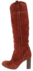Marc Jacobs Rust Boots