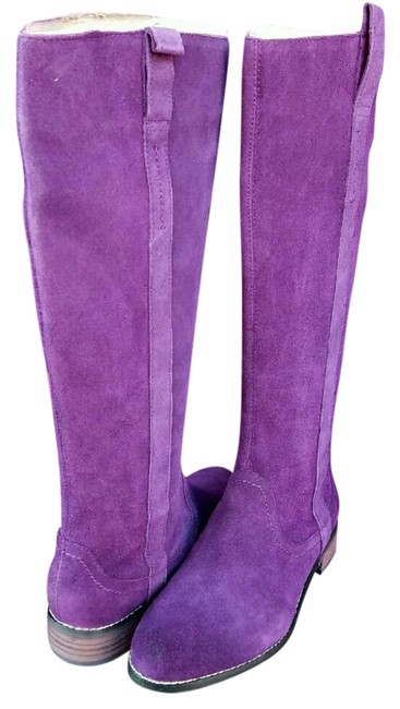 Item - Purple Whistler Boots/Booties Size US 7 Regular (M, B)