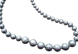 Silpada Retired Silpada Sterling ATMOSPHERIC Beaded Necklace - 50% off