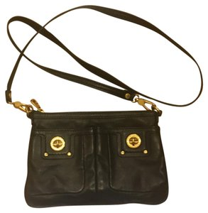 Marc Jacobs Travel Leather Cross Body Bag